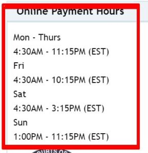njmcdirect working hours and timings