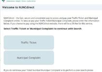 Pay NJ Parking Tickets Online