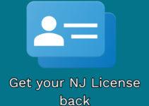 nj license restoration